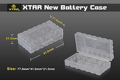 New XTAR Battery Box Battery Case ( 18650 / 18700 / 16340 / CR123A / 18350 )