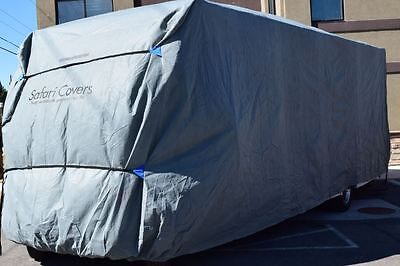New RV Motorhome Class C Cover For 35' - 37' FT