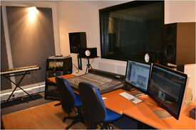 Music Recording Studio / Rehearsal Space Available Kentish Town / Camden Road / Caledonian Road Area