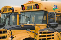 Licenced School Bus Drivers
