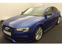 Audi A5 quattro Black Edition FROM £114 PER WEEK!