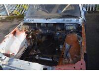 1984 BMW E30 320i Baur TC2 Project