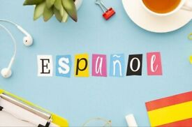 LEARN SPANISH! Book a free trial class! One-to-one classes or grinds from £12.00