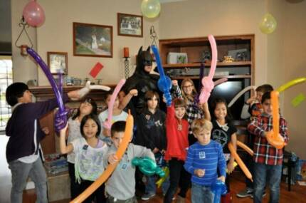 SUPERHERO PARTY,PRINCESS PARTY,ELSA PARTY,BIRTHDAY PARTY PACKAGES Blacktown Blacktown Area Preview