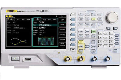 Rigol Dg4062 2-channel Arbitrary Waveform Function Generator