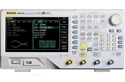Rigol Dg4162 2-channel Arbitrary Waveform Function Generator