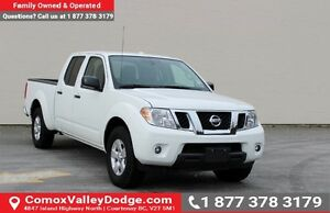 2013 Nissan Frontier SV BLUETOOTH, TOW PACKAGE, PARK ASSIST
