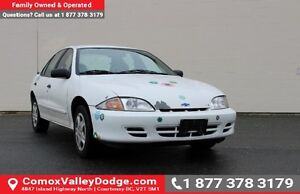 2000 Chevrolet Cavalier Base VALUE PRICED & SAFETY INSPECTION...
