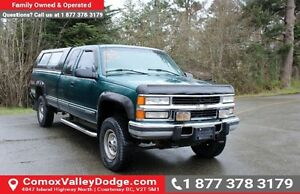 1997 Chevrolet K2500 Cheyenne VALUE PRICED & SAFETY INSPECTIO...