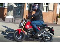 Full Leather Biking Gear Set