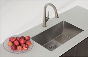 Undermount Stainless Steel Kitchen sink - brand new in the box