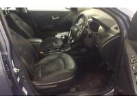 HYUNDAI IX35 BLUE 2.0 CRDI PREMIUM 4WD STAIONWAGON DIESEL FROM £45 PER WEEK!