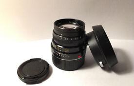 Leica 50mm f2 Type IV