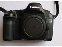 CANON 5D Mark1 classic body + battery
