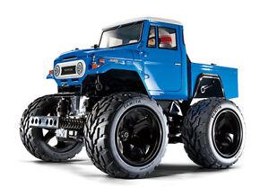 Tamiya 58589 1/12 RC Pick-Up GF-01 Chassis Toyota Land Cruiser 40 Car Kit w/ESC