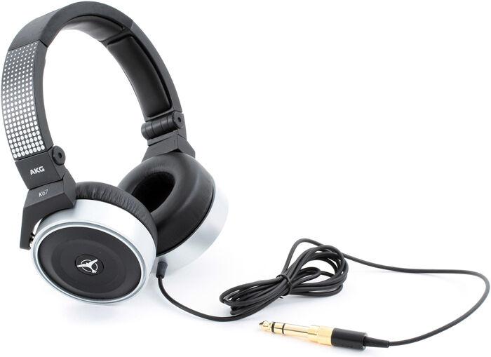 AKG K67 Tiesto DJ Headphones NEW!! FREE SHIPPING!!