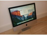 Beautiful and nice working apple imac 20 inch- fresh os with great apps, you can test before paying