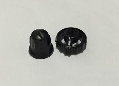 New Volume Channel Switch Knob Cap Repair Kit For Yaesu VX7R VX-7R Radio for sale  Shipping to Ireland
