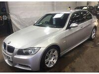 BMW 3 SERIES 2.0 320D M SPORT 4d 161 BHP SERVICE RECORD (7 STAMPS) M SPORT*** PARKING SENSORS