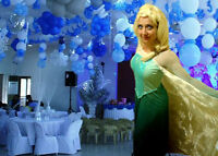 CHILDREN'S MAGICAL PRINCESS PARTY - LOWEST PRICE