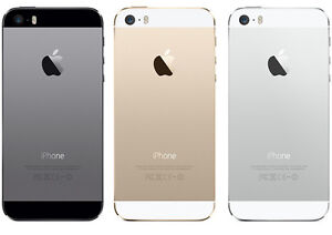 Apple iPhone 5s 32gb Unlocked Smartphone - Free Shipping