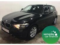 £184.04 PER MONTH- 2012 BMW 116 2.0 ES 5 DOOR DIESEL MANUAL