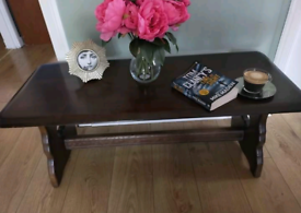 Vintage Ercol Priory Coffee Table Excellent Condition