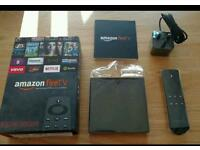 Amazon Fire TV Box with Kodi