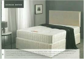 Brand new excelsior deluxe orthopedic double bed free local delivery available