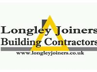 Joiner/ labourer wanted.