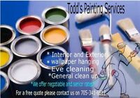 Todds painting services