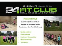 Have fun and get fit with Penicuik FitClub