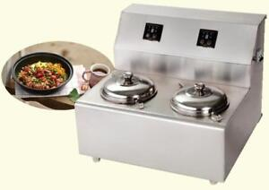 220V Power Rice in Clay Pot Cooker 141060