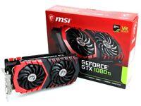MSI GeForce GTX 1080 Ti GAMING X 11GB Twin Frozr VI Graphics Card