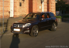 Mercedes GLK-Klasse X204 350 CDI 4MATIC Test
