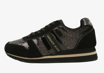 Versace Jeans Trainers Size 7 Women's