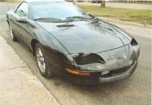 1993 Chevrolet Camaro Coupe (2 door)