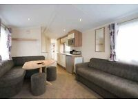 Fantastic caravan to rent over the summer holidays at Withernsea sands