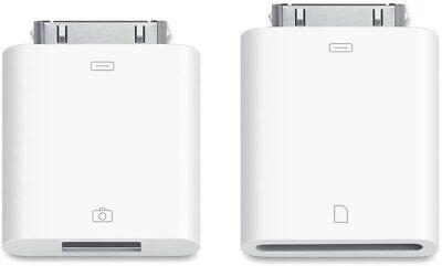 Apple Original iPad Camera Connection Kit MC531ZM/A A1358 New