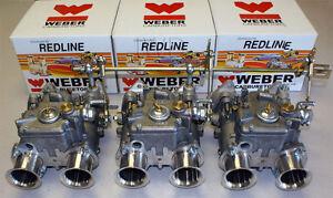 BMW-E3-with-M30-Weber-40-DCOE-Redline-conversion-kit-BMW-Bavaria-2800-3-0-3-0CS