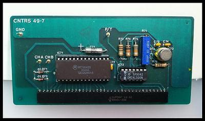 Thermo Environmental Counter Pcb Cntrs 49-7 30-day Warranty