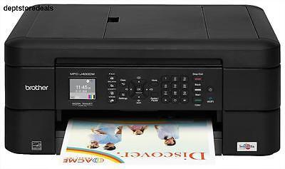 Brother Work Smart MFC-J460DW Inkjet Multifunction Printer -
