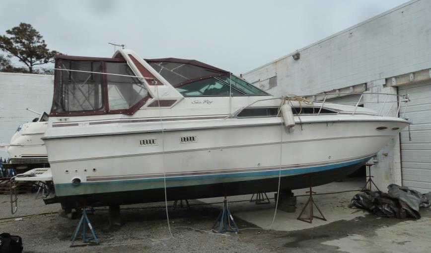 1988 Sea Ray Sundancer 34' Cabin Cruiser - North Carolina