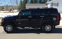 2007 HUMMER H3 Base SUV, Crossover