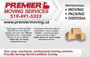 Premier Moving Services