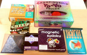 Small Toys, Games, Puzzle Lot : Sudoku ++