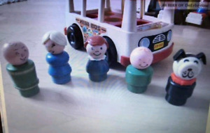 WANTED: 70's Fisher Price 'Little People'