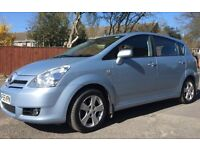 Toyota Corrolla Verso D4D 2 litre Diesel 7 Seater. Quick sale only £1999 ONO