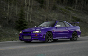 1998 Nissan Skyline R34 GTT 410 HP Z-Tune Body