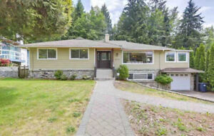 Upper Delbrook, North Vancouver Home